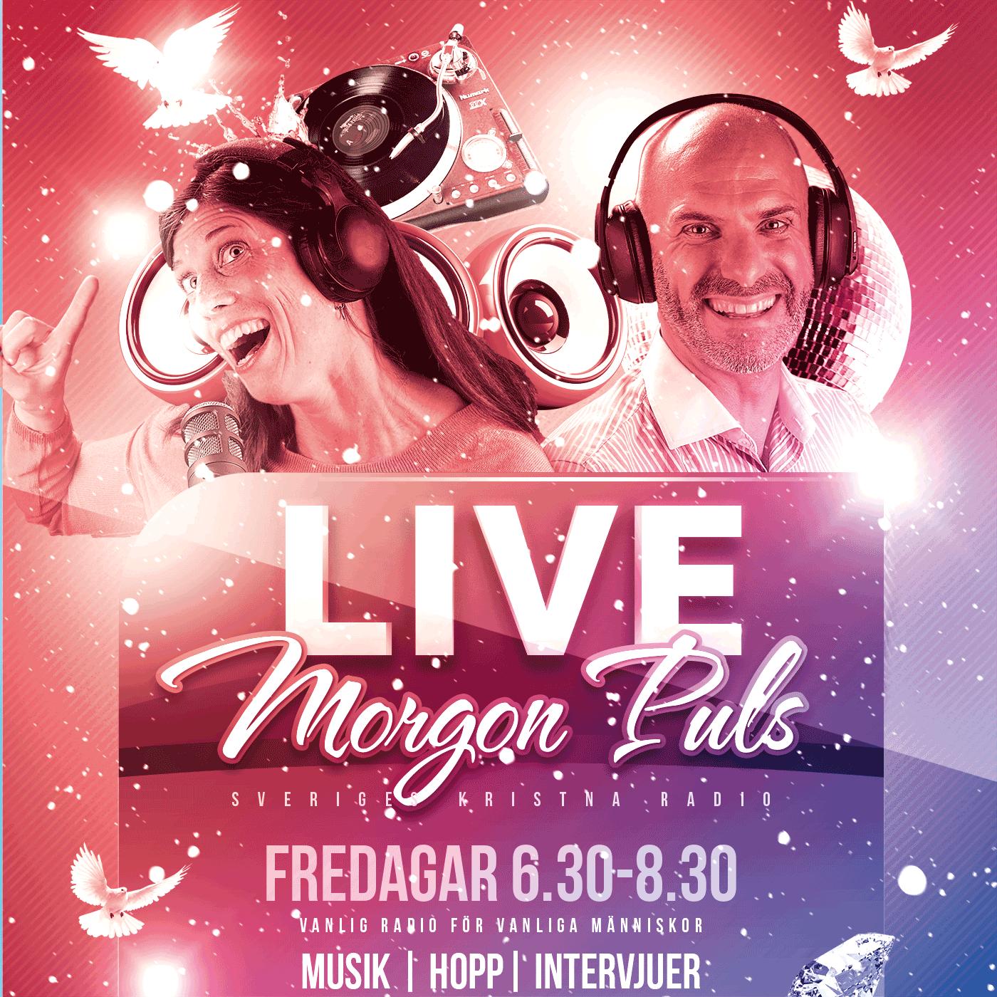 Morgon Puls – Sveriges Kristna Radio
