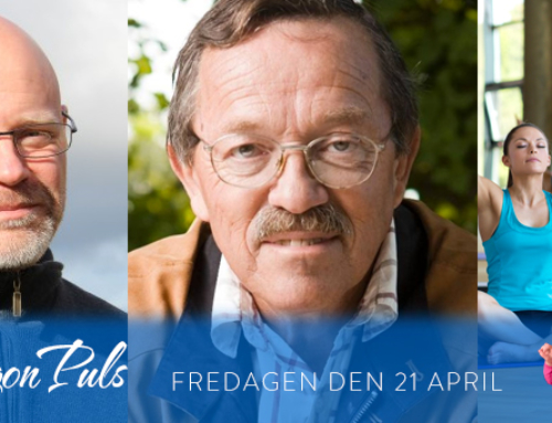 MorgonPuls 21 april – Alf B Svensson, Buddah och mission!
