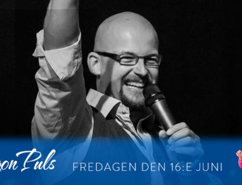 MorgonPuls 16 juni – Johannes Amritzer om livet, mission och kommande resa!