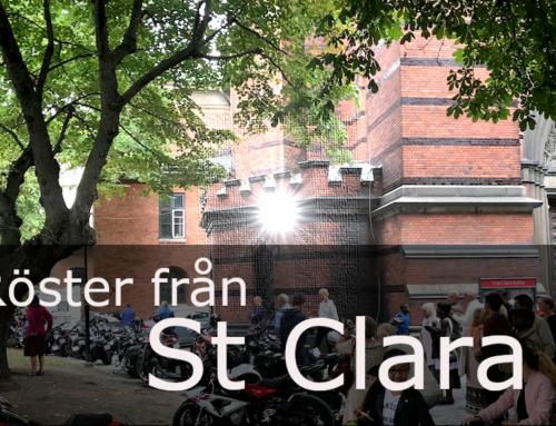 Röster Från St Clara, Avsnitt 17 – Britta Wahlner Dadson